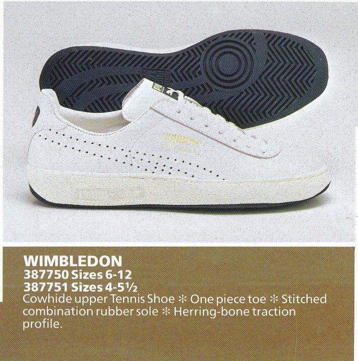 Wimbledon #adidas #Nike #Puma