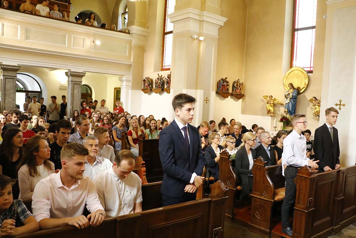 Slovenia - Conclusion of school year and celebration of Sacraments https://t.co/HkK48Kbezz https://t.co/ODolspkGyu