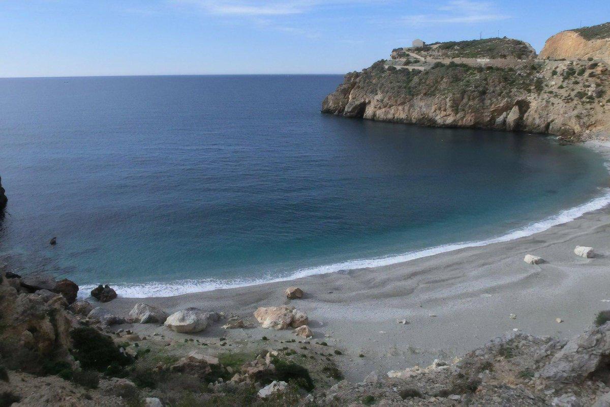 #Lasmejoresplayas de #Andalucia según la revista @NatGeoEspana. #Playas #Beaches #Verano2019 #vacaciones