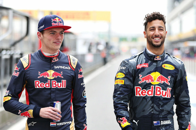 Happy Birthday! Today Daniel Ricciardo meets 30 years