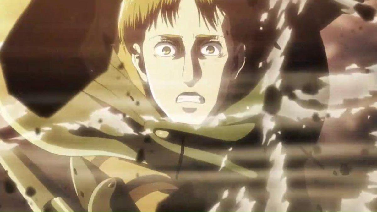 Attack On Titan Season 2 Miche Death