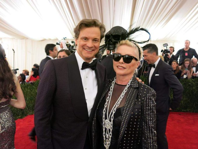 COLIN FIRTH ADDICTED HAPPY BIRTHDAY DEBBIE HARRY ^^