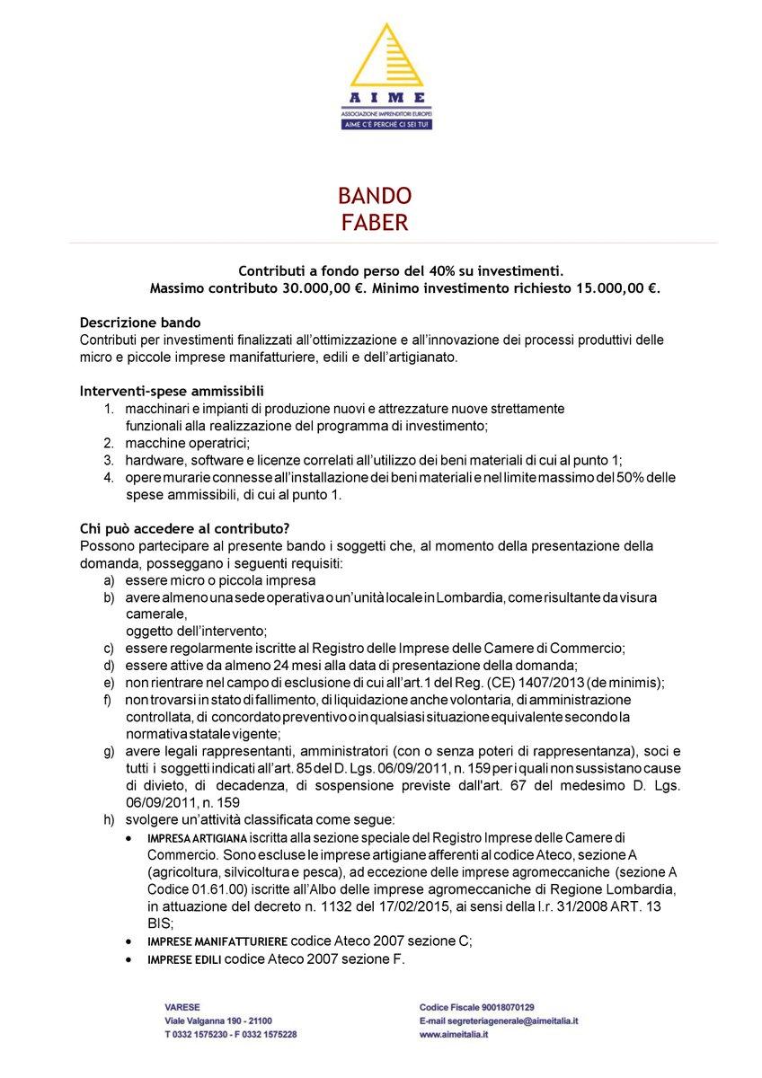 "Imprese Edili Varese E Provincia aime italia on twitter: ""@aimeitalia sostiene la #impresa"