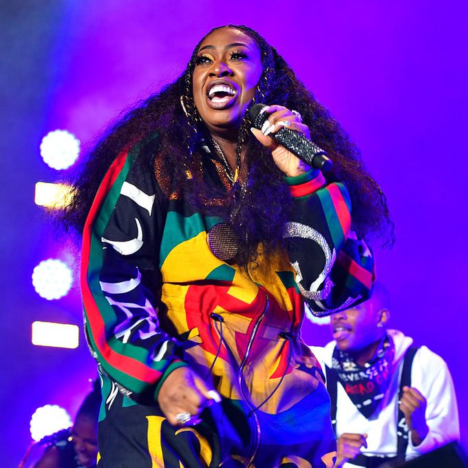 Go, Get Your Freak On Happy Birthday Missy Elliott