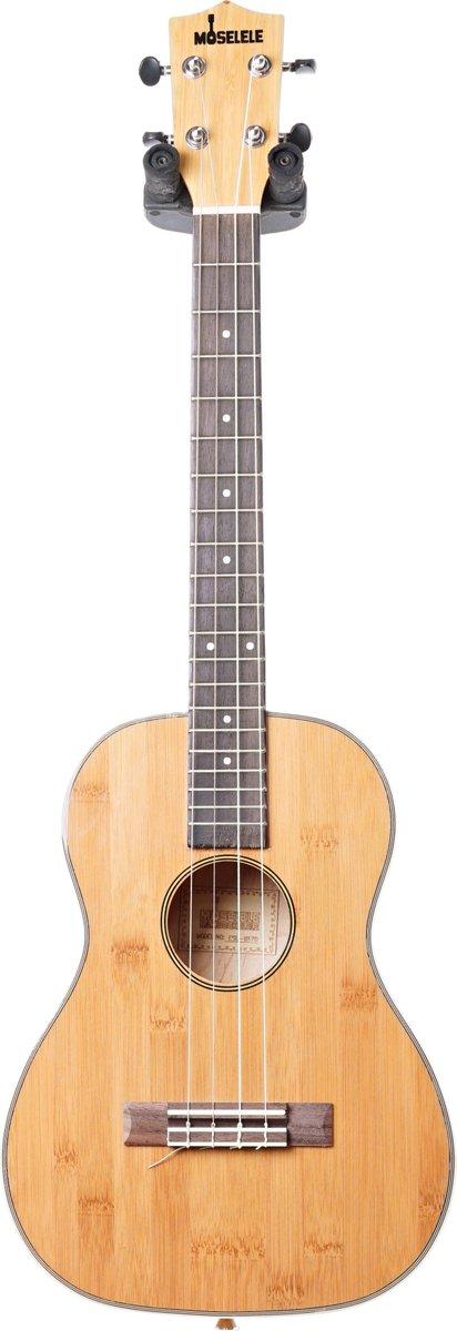 moselele bambookulele baritone ukulele