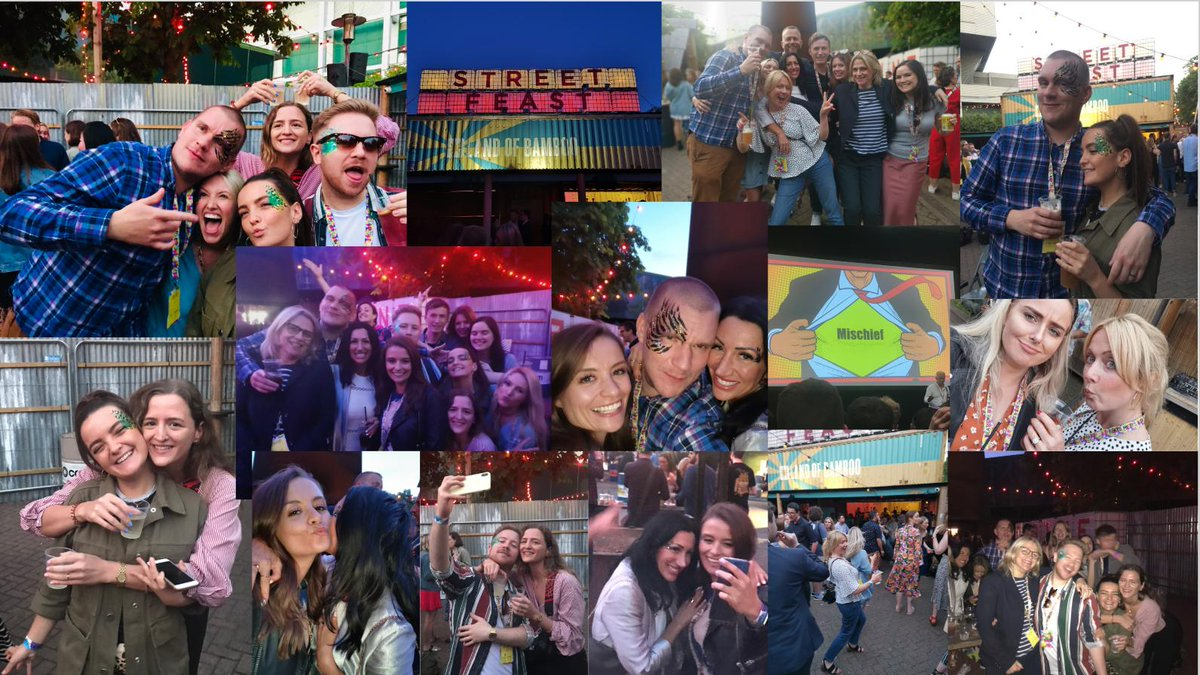 We've just about recovered from last week's @EngineLondon summer party... A great night had by all!