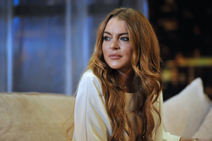 Happy Birthday Lindsay Lohan