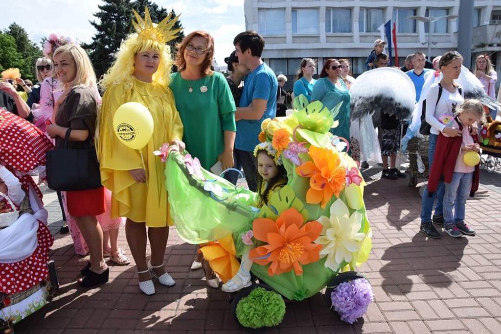 конкурс колясок в ульяновске фото коллекционировала