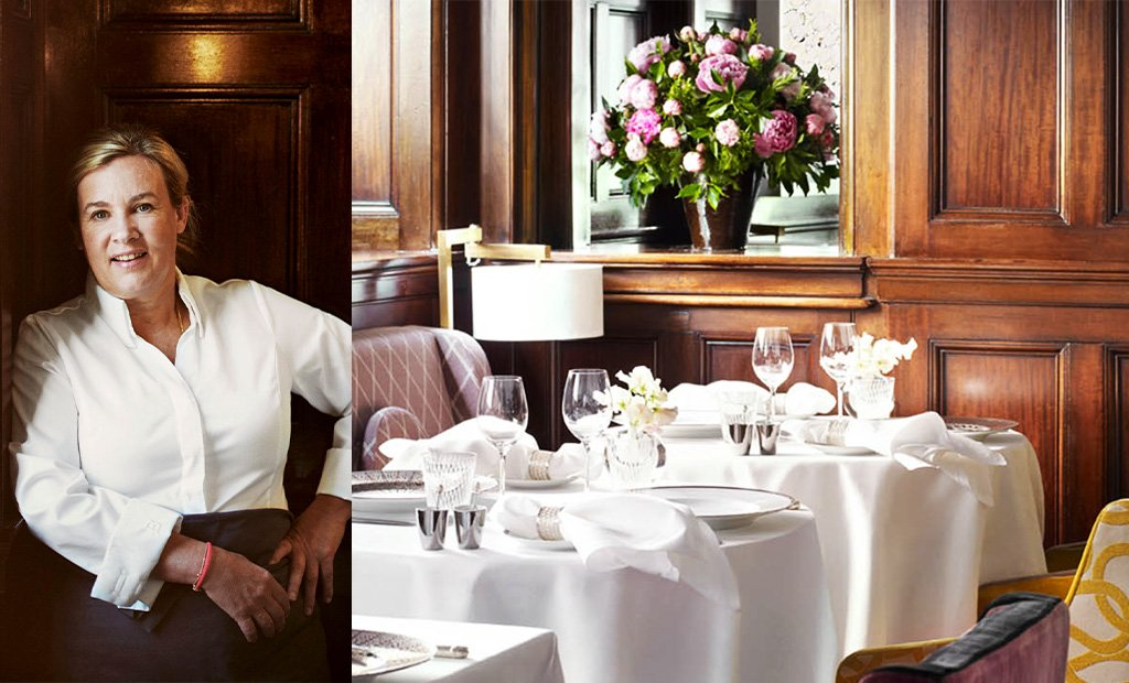 Two-michelin-starred Hélène Darroze at The Connaught to re-open in September after extensive modernisation https://t.co/tNdTiSTYpB @HeleneDarroze @TheConnaught @MaybourneHotels https://t.co/FvFMRZNwVv
