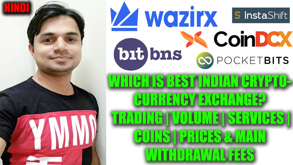 best cryptocurrency exchange sites in india