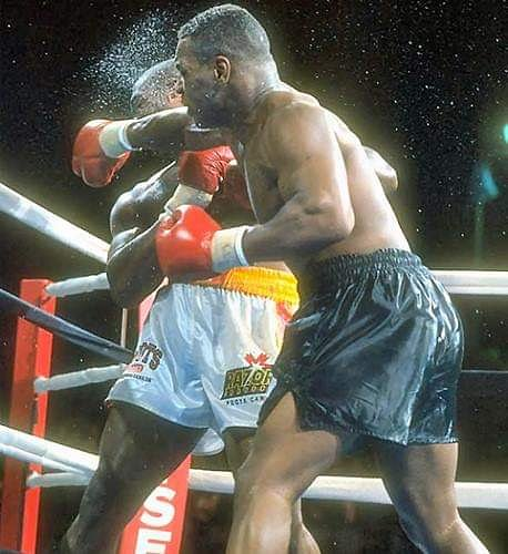 Happy Belated Birthday to Boxing Hall of Famer Mike Tyson born on June 30,1966.