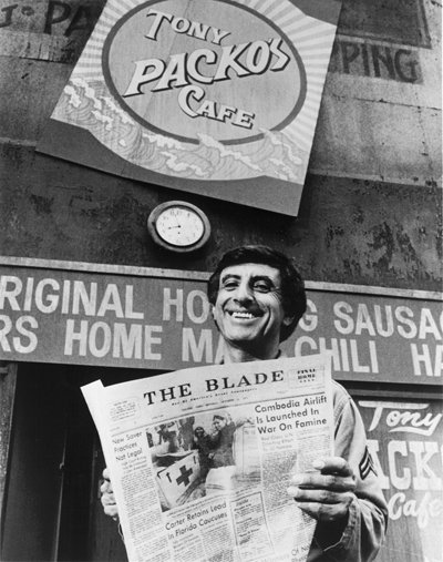 Happy Birthday, Jamie Farr from your friends at Tony Packo s!