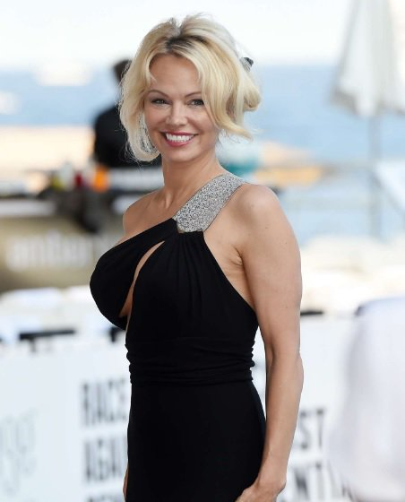 Happy Birthday to Pamela Anderson who turns 52 today!