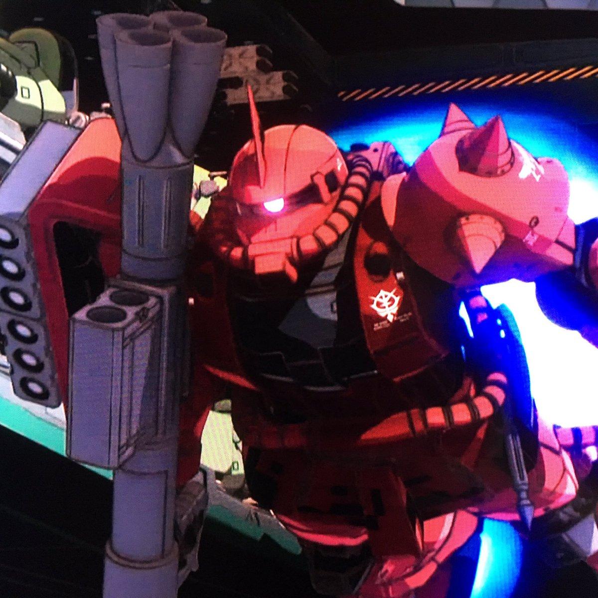 Rick Deckard The Origin版シャア専用ザクのカッコよさ 赤いモビルスーツ 機動戦士ガンダムtheorigin シャア専用ザク 機動戦士ガンダム シャア ザク 赤い彗星 前夜赤い彗星 機動戦士ガンダムtheorigin前夜赤い彗星 T Co Anpamon0ed