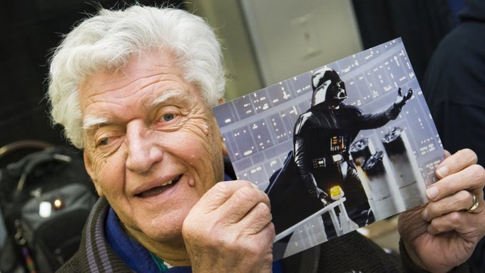 Happy Birthday to David Prowse!