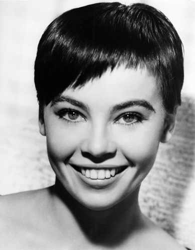 Happy birthday to little miss herself, Leslie Caron, turning 88 today