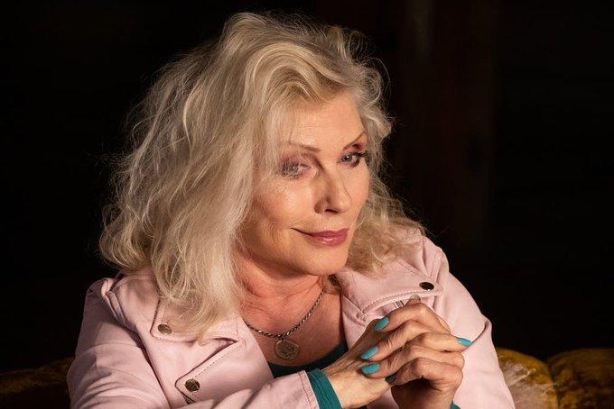 Happy Birthday, Debbie Harry.