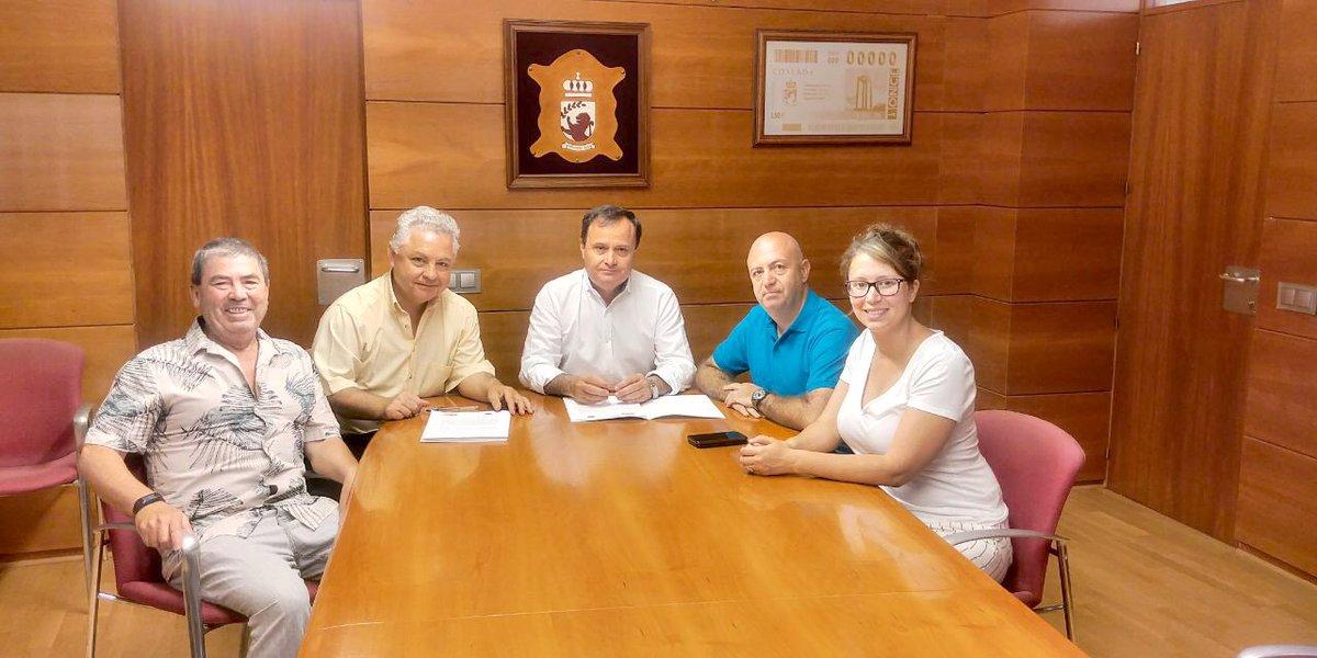 Foto cedida por Más Madrid Coslada