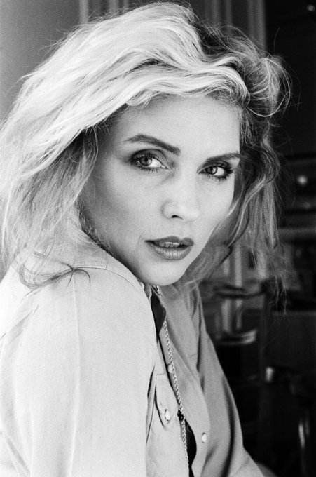 Happy birthday today to Debbie Harry xxxx
