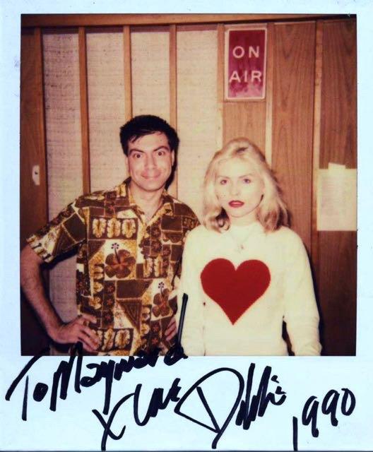 Happy Birthday Deborah Harry. Thanks always for the interview!