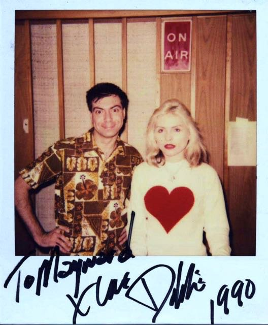 Happy Birthday Deborah Harry. Thanks always for the interview!