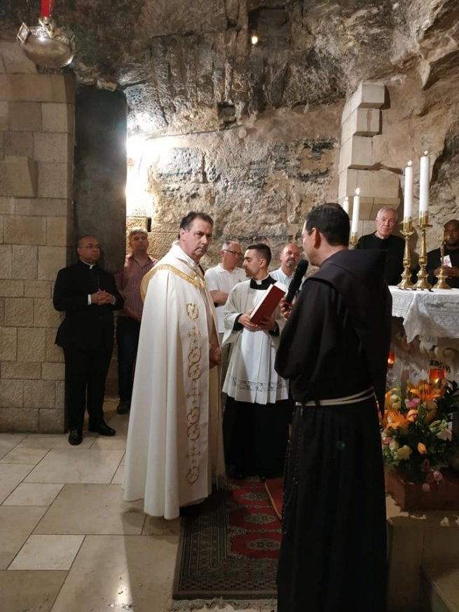 #Israel – Pilgrimage to #HolyLand for #GeneralCouncil  https://t.co/pttTVhlMp1 https://t.co/oTF542daoC