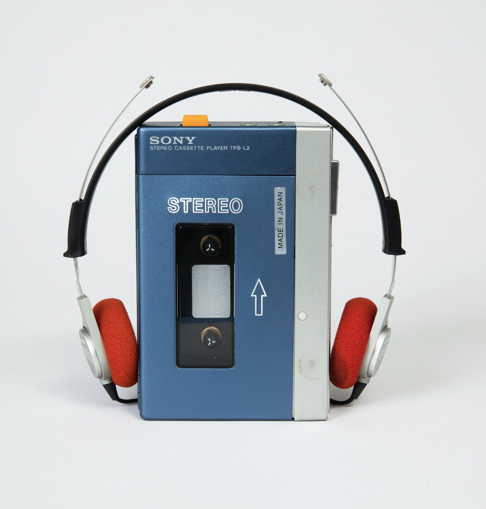 @smithsonian Follow We don't mean to ruin your Monday but this turns 40 today. In 1979, the Sony Walkman TPS-L2—the world's first portable music player—went on sale. This one is in our @cooperhewitt: s.si.edu/2FEO6Hn #SmithsonianMusic