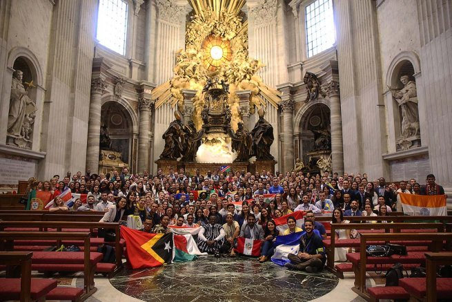 "Italy – XI. International #Youth Forum: ""#Youth in action in #synodalChurch"" https://t.co/sCHiNnXl7G https://t.co/t9Q9gGoDHC"