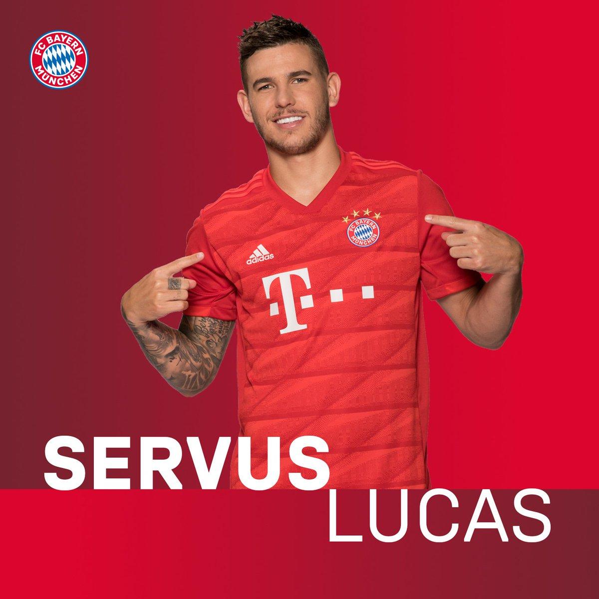 Lucas Hernandez a rejoint la Bavière ce lundi