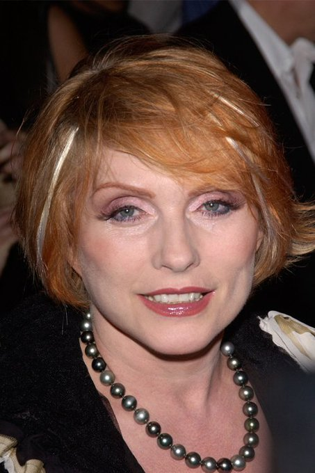 Happy Birthday to Deborah Harry