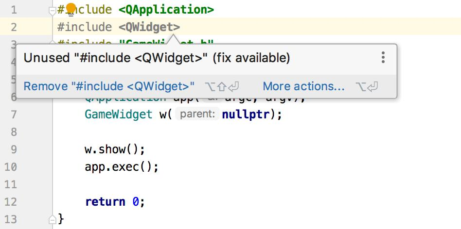 TipoftheDayCLion from JetBrains CLion IDE on Twitter