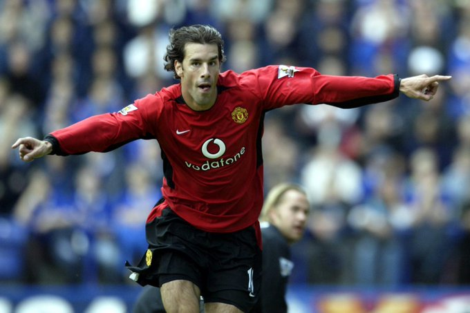 Happy Birthday to Ruud van Nistelrooy!  One of the best finishers the Premier League has ever seen!