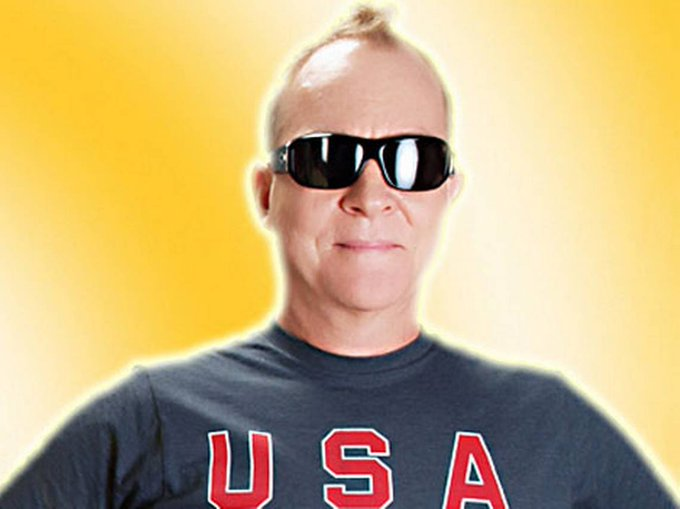 Happy Birthday to the Fred Schneider, born this day in 1951!