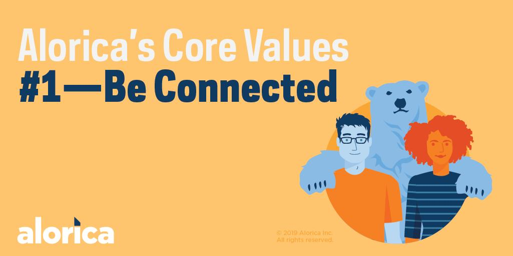 Our people are everything—and our obsession with being the best comes from a culture of diversity, acceptance and community. We work as a team and stand together. #AloricasCoreValues https://t.co/mv0tZAK8DS