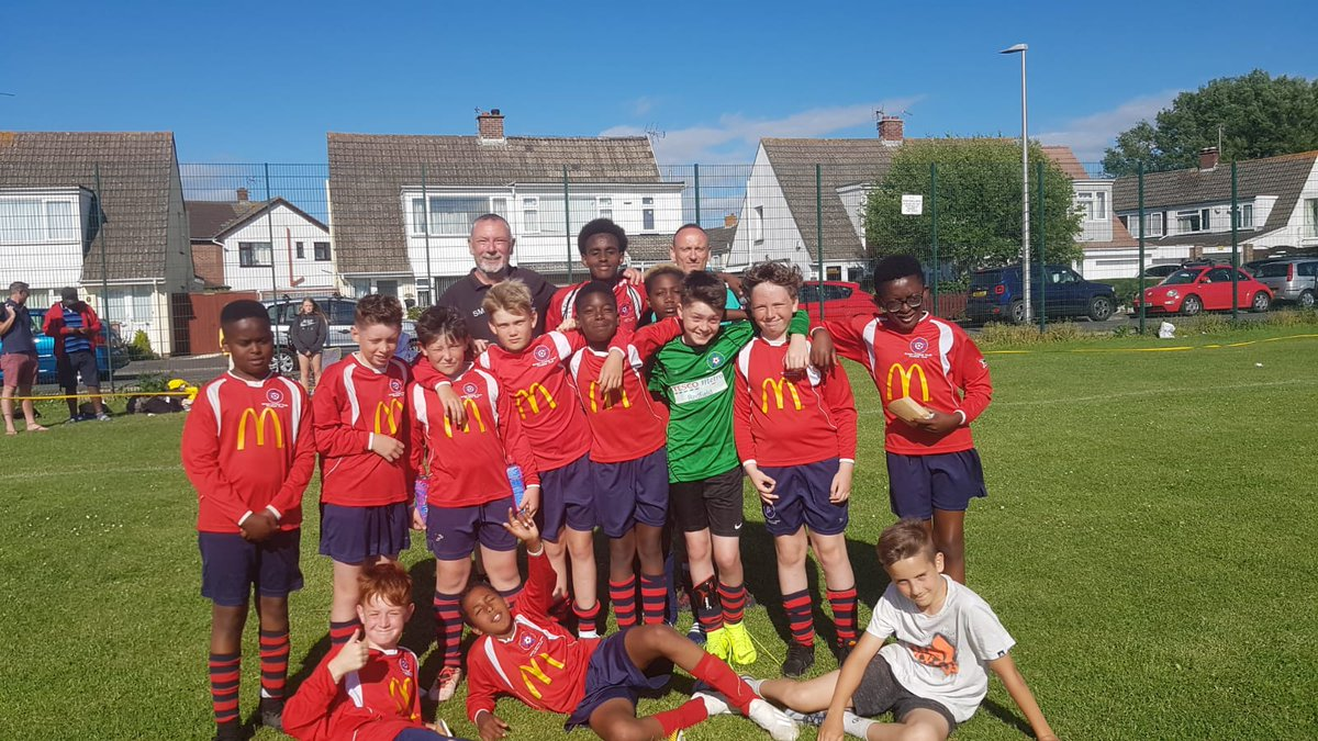 Well done U13s, undefeated in group games, lost in semi-final at Weston tournament. https://t.co/JNGci1aPrQ