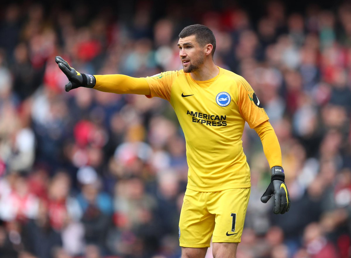 Decided on your goalkeeper yet?  The Scout explains why Mat Ryan could be good value early in the season   http://preml.ge/i9YN4s   #FPL