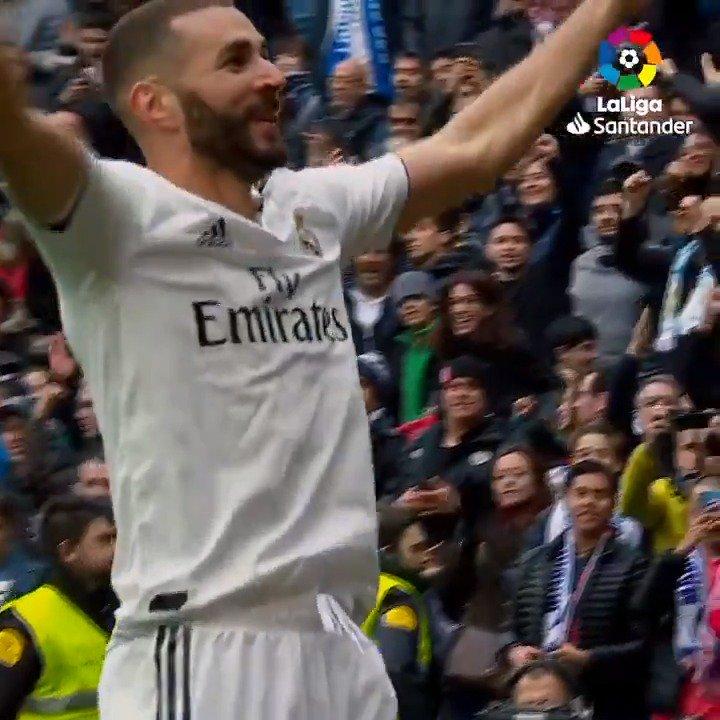Real Madrid: Karim Benzema stellt Bestmarke in LaLiga auf