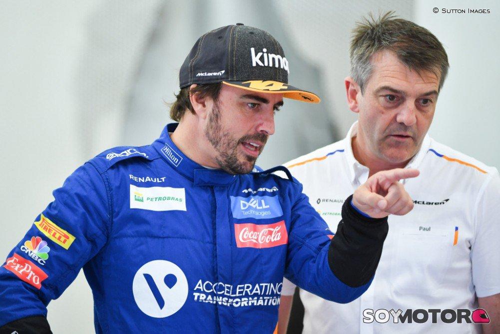 McLaren otorga buena parte de su éxito de 2019 a Alonso y Vandoorne - https://bit.ly/2ZWHiMY #F1
