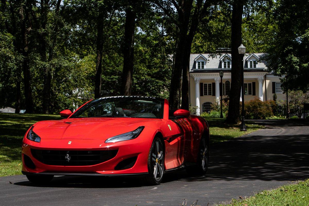 Ferrari Of Atlanta >> Ferrari Of Atlanta Ferrariofatl Twitter