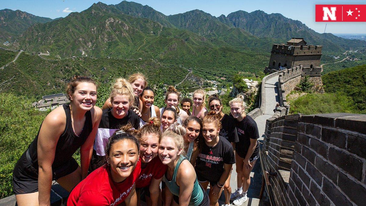 📸 Great Wall of China #GBR 🌽🇨🇳