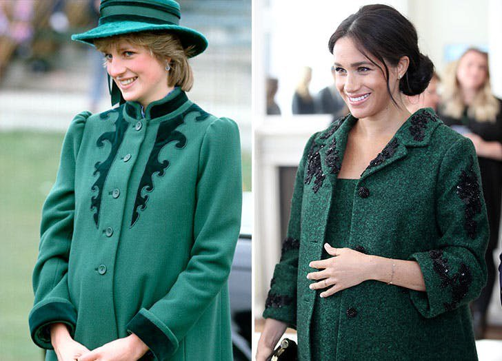 Happy Birthday, Princess Diana: 10 Times Meghan Markle Dressed Like Her Late Mother-in-Law
