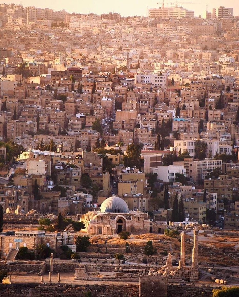 Красивые фото иордании амман проехать него