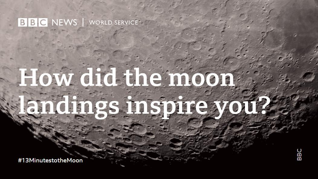 28182a461f Or were you inspired by the Apollo 11 mission? We would love to know your  thoughts for #13minutestotheMoon https://bbc.in/2NzjIF4  pic.twitter.com/zQXH1aNr4F