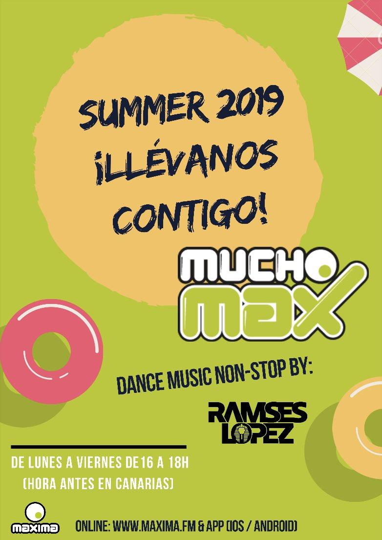 Mucho Max-Maxima FM (@mucho_max)   Twitter
