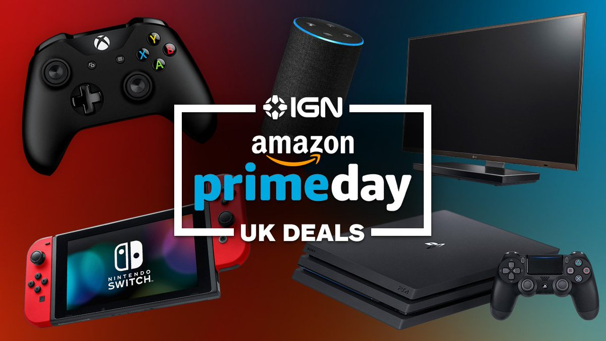 6d4341d2c70 ... plus the best early deals that are already live. https://uk.ign .com/articles/best-amazon-prime-day-uk-deals-2019  …pic.twitter.com/GBunrp0mLk