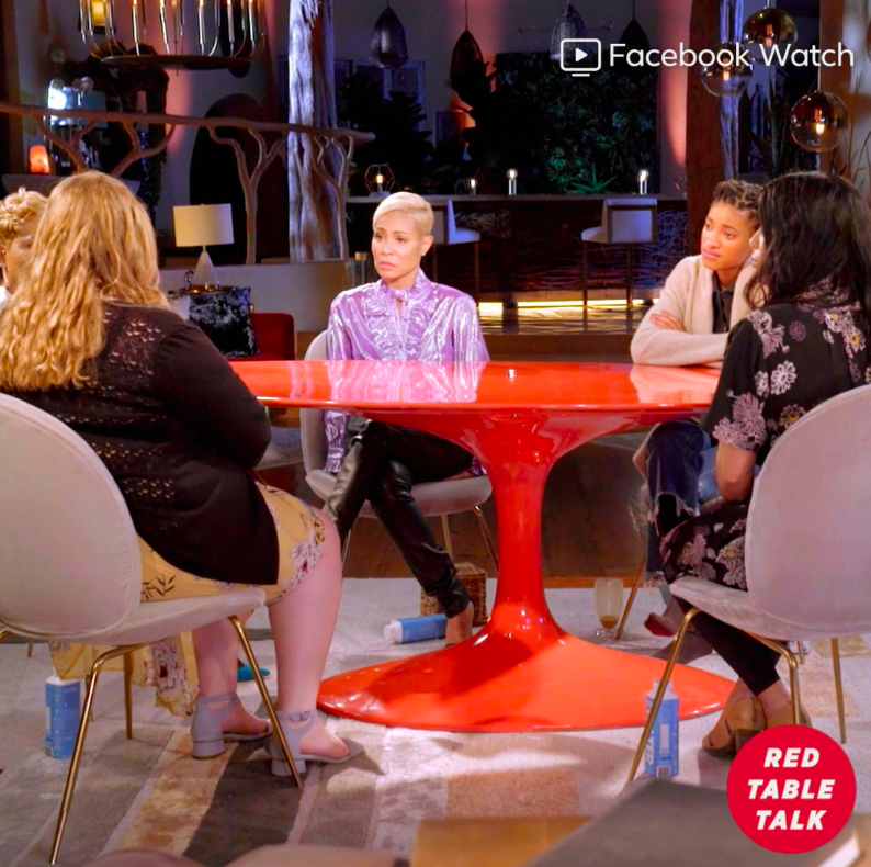 A common misconception about child marriage is that it does not occur in America — it does. Join us at the Red Table for a very candid and informative conversation about forced marriages with two women that lived through it. Streaming now: http://fb.me/RTTChildMarriages… ❣️ #RedTableTalk