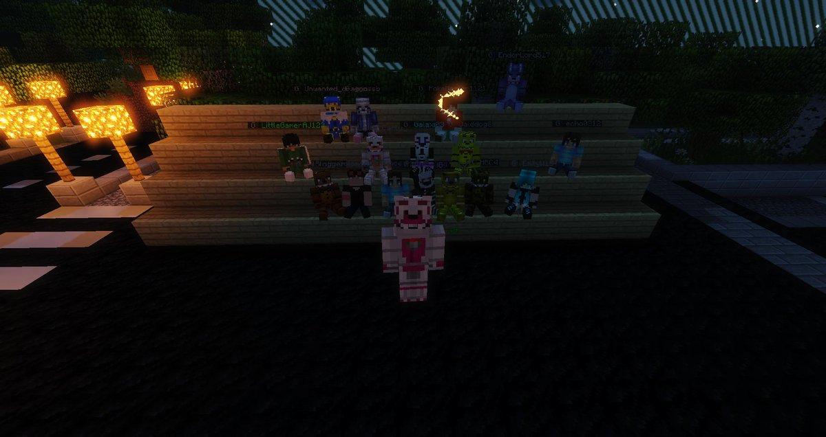Minecraft Fnaf (@McFnafYoutube)   Twitter