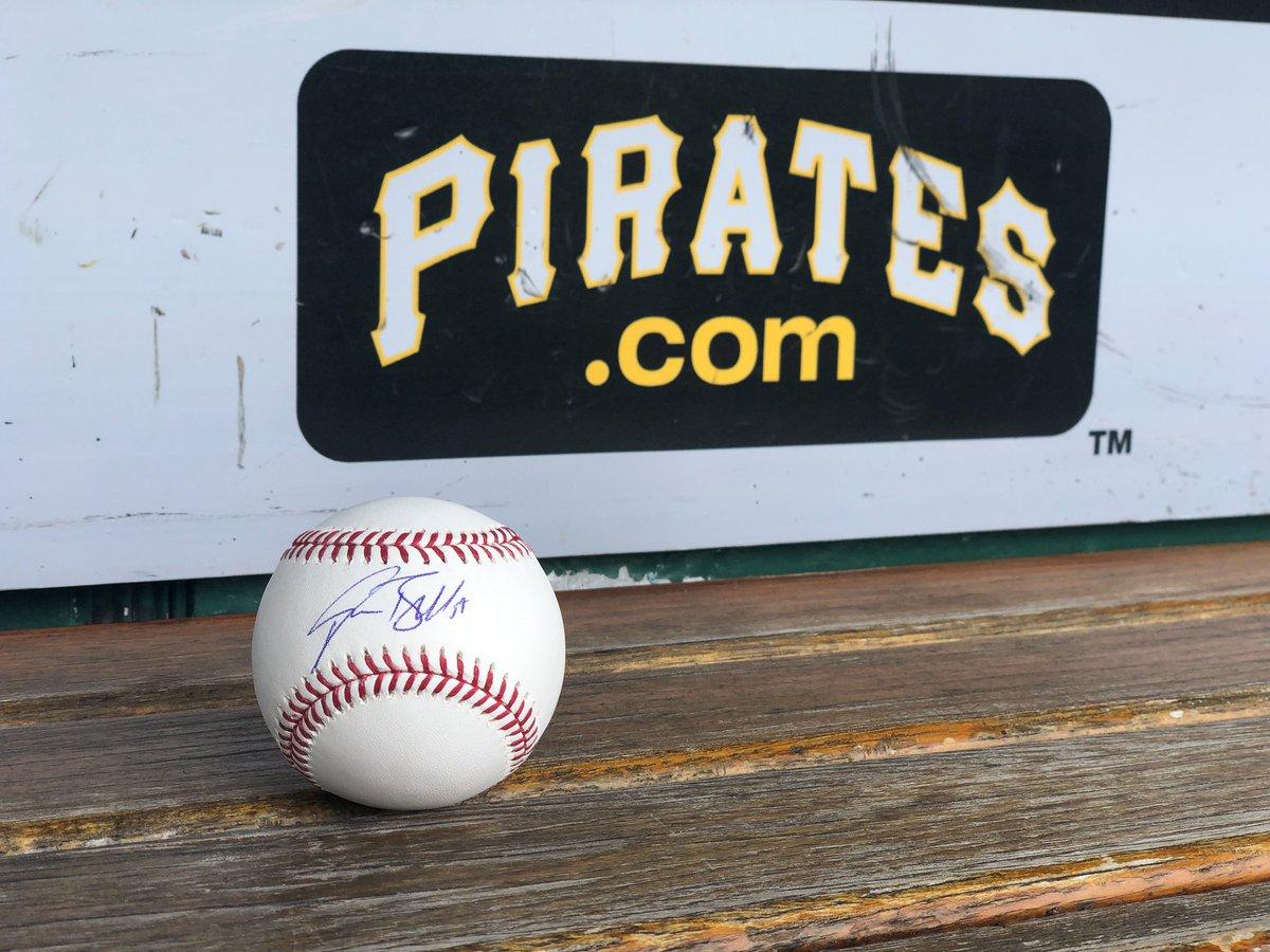 @Pirates's photo on Josh Bell