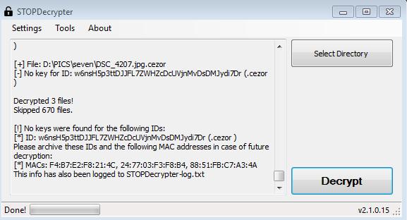Apple iTunes Password Decryptor Publisher's Description