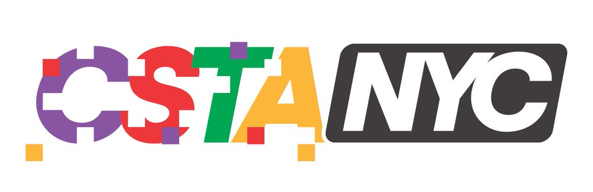 Hey NYers at @csteachersorg in Phoenix! Our #CSTANYC chapter is going to host a happy hour get together Tuesday night at 6:00-7:30 at the Renaissance Hotel 100 N 1st St. (1 block away). First drink and snacks are on us! #CSforALL #csta2019 https://t.co/v8IZy4DW7B
